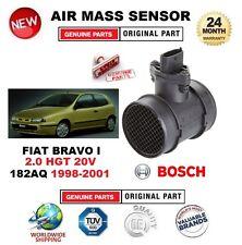 Per FIAT BRAVO I 2.0 HGT 20 V 182AQ 1998-2001 Sensore di massa d'aria 5 Pin con alloggiamento