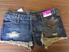 Mossimo Juniors Size Mini, Denim Shorts for Women
