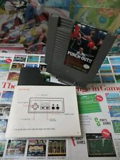 Nintendo NES:Punch-Out [TOP SPORT & 1ERE EDITION] Fr