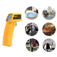 Fluke Temperature Tester Ir Infrared Thermometer 81 Digital Ir Meter 18275c