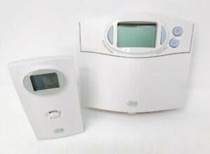 Hunter 7-Day Programmable Thermostat Model 44665 Indigo W/ Remote Sensor