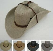 5476b0cd4aea7 72pc Lot Tweed Cowboy Hat w  Rope Bulk Wholesale Western Hats Assorted  Colors