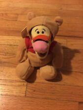 Disney Bean Bag Tigger As Winnie the Pooh Halloween