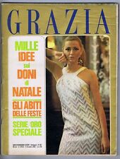 GRAZIA N. 1347, 1966 – Lauren BACALL, Randolfo PACCARDI, Marlon BRANDO, Moda