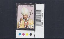 MALTA 2005 POPE JOHN PAUL II (Sc 1200) VF MNH