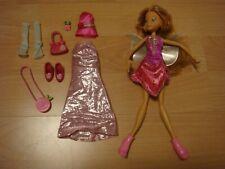Winx Club Puppe Flora Staffel Season 1 Mattel Dance Night Doll Dolls & Zubehör