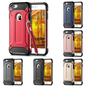 Case For Apple iPhone 11 Pro Max XS XR X 8 7 6 6s Hybrid Shockproof Bumper Cover