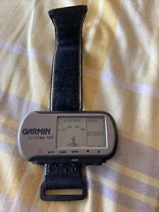 Garmin Foretrex 101 handsfree Wearable Personal Navigator GPS hiking Military