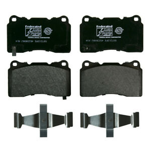 Disc Brake Pad Set-SST Front Federated MD1001A