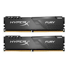 HYPERX 32GB Kit (2x16GB) DDR4 3600MHz Fury RAM Arbeitsspeicher Gaming Memory