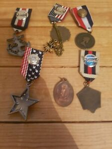 Collection Of Unknown Medals