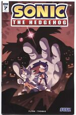 Sonic The Hedgehog #7 1:10 Foudraine Variant Cover Vf/Nm