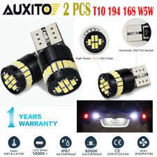 2x Canbus 6000K 24Smd T10 High Power White Led Lights Bulbs 194 168 175 W5W 3014(Fits: More than one vehicle)