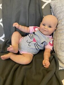 Reborn Baby Girl Lifelike Doll