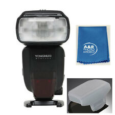 Yongnuo YN600EX-RT II Flash Kit TTL HSS Optical Master Canon 80D T7i YN600EX RT