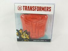 Hasbro Transformers Soap on a Rope Original Transformers Shield New