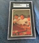 1953 Bowman Baseball Cards - Color and Black & White Series 23