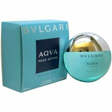 Bvlgari Aqva Marine Pour Homme by Bvlgari 3.4 oz Edt Cologne for Men New In Box