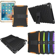 Hybrid Outdoor Skin Case Cover Orange for iPad Pro 9.7 Inch Pouch