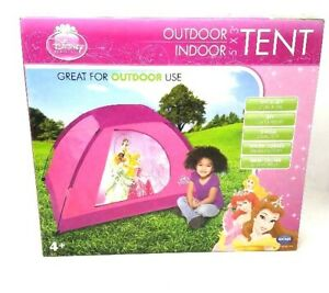 Disney Youth Princess Dome Tent with Zip D Doors, 5-Feet x 3-Feet x 36-Inch 2 Po