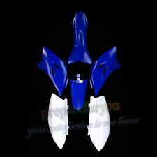 Blue Plastic Fairing Fender Kit For YAMAHA TTR50 TTR50E 2006-2016 Dirt Pit Bike