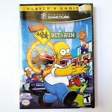 The Simpsons: Hit & Run Players Choice (Nintendo GameCube 2003) Brand New Sealed