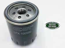LPX100590 - LAND ROVER - 2.5L TD5 OIL FILTER ( SPIN ON ) - GENUINE