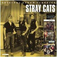 Stray Cats - Original Album Classics [New CD] Holland - Import