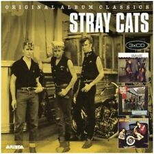 Stray Cats - Original Album Classics [New CD] Holland - Import