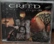 Used CD, Creed, Weathered, with Bullets, My Sacrifice, Hide, MORE...