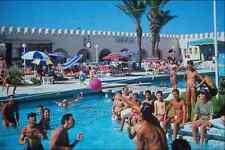 628076 volleyball vacances dans la piscine sousse tunisie A4 papier photo
