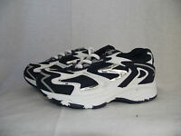 BNWT Little Boys Sz 10 Quality Viper Brand Navy and White Athletic Jogger Shoes