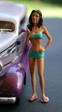 23942 American Diorama Car Wash Girl Dorothy, 1:24