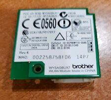 Brother MFC-7860DW Printer Wireless / Wifi Card WYSAGBUX7