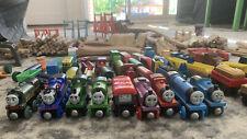 Thomas the Tank Engine Wooden Bulk, Trains, Tracks, Buildings