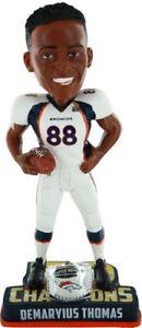Demaryius Thomas Denver Broncos Champions Series - Super Bowl 50 Bobblehead NFL