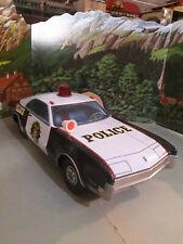 Polizeiauto Blechspielzeug Japan ATC 40 cm Oldsmobile