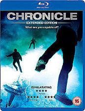 Chronicle (Blu-ray, 2012)