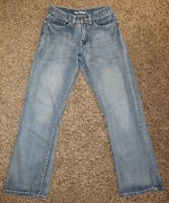 FLYPAPER Men's Size 28 x 32 Boot Cut Blue Jeans Excellent Condition & Stylish