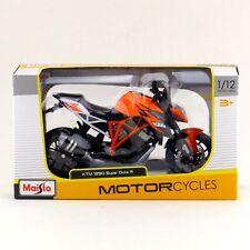 Motorbike Toy 1/12  MaiSto KTM 1290 Super Duke R Motorcycle  Moto Model