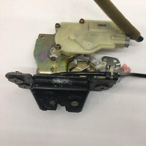 2001 - 2004 Honda Odyssey Trunk Latch OEM Tailgate Power Lock Actuator