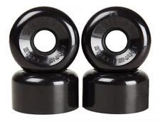 Sims Quad Skate Wheels Street Snakes 62mm/78a - Black