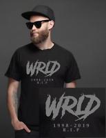 ORIGINAL Juice Wrld R.I.P Shirt | RIP World T-Shirt Hip Hop 69 Nipsey Crenshaw