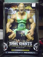 wwe ring giant finlay the figure and box are in good condition