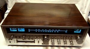 Pro-Serviced & Refurbed Vintage Zenith MC6010 AM/FM 8 Track Stereo See Pictures