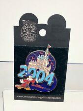 Disney 2004 Sorcerer Mickey and Cinderella's Castle Pin 26852