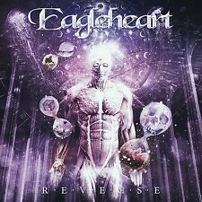 EAGLEHEART - Reverse - CD DIGIPACK