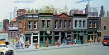 WALTHERS Cornerstone 9333028 1/87 HO Scale MERCHANT'S ROW I model structure kit