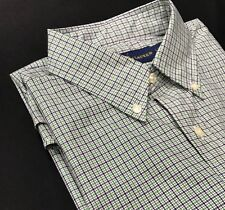 Ralph lauren checked shirt Mens long sleeve L / G clearance