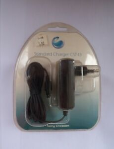 Sony Ericson Car Charger CST-13,NEW SEALED - OLD STOCK